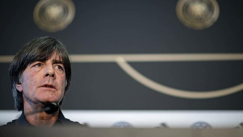 გერმანიის ნაკრებს მომდევნო თამაშებში ლიოვის ასისტენტი უხელმძღვანელებს