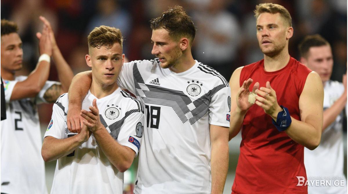 გერმანიის ნაკრებს გახსნით მატჩებში ლიდერი ვერ დაეხმარება